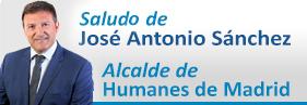 Alcalde Humanes de Madrid