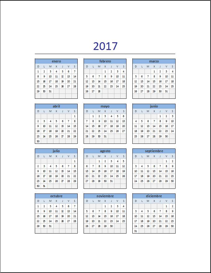 Calendario Fiscal.Calendario Fiscal 2017 Ayuntamiento Humanes De Madrid