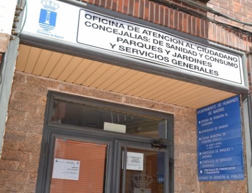 La Oficina Municipal de Información al Consumidor (OMIC) atiende también los lunes por la tarde durante los meses de junio y julio