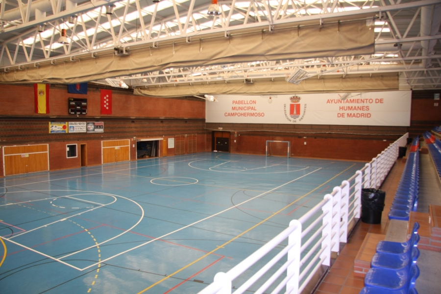 Torneo f tbol sala chupetines fiesta del deporte 2016 - Pabellon de deportes de madrid ...