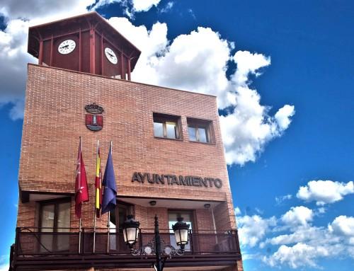 El próximo martes, 12 de diciembre, Pleno Ordinario del Ayuntamiento de Humanes de Madrid
