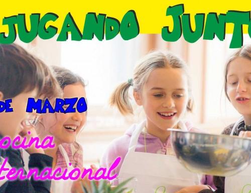 """Se abren las inscripciones del Taller de """"Cocina Internacional"""" para niños mayores de 5 años"""