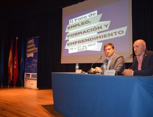 Se celebra el II Foro de Empleo, Formación y Emprendimiento de Humanes de Madrid