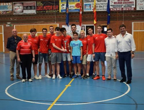 """Los equipos humanenses obtienen muy buenos resultados en el XI Trofeo Escuela de Fútbol Sala """"Villa de Humanes – Alberto Rodríguez"""""""