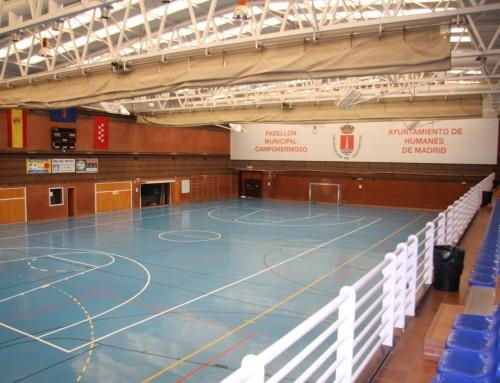 Este fin de semana, semifinales y finales de la Copa Federación de Fútbol Sala en Humanes de Madrid