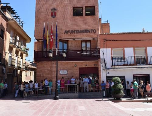 Humanes de Madrid recuerda a Miguel Ángel Blanco y a todas las víctimas del terrorismo