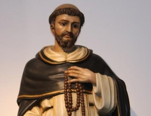 El 8 de agosto, Humanes de Madrid celebrará su patrón: Santo Domingo de Guzmán