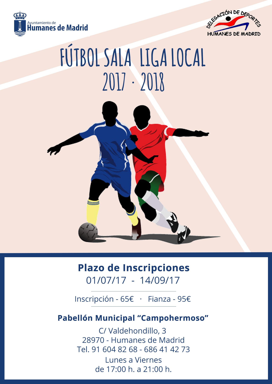 Ayuntamiento de humanes de madrid tu ayuntamiento for Federacion de futbol sala