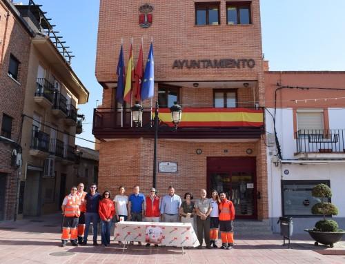 Humanes de Madrid colabora, un año más, en el Día de la Banderita de Cruz Roja Española