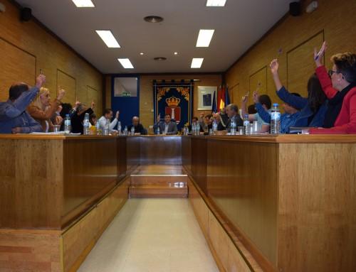 El Pleno aprueba una moción para apoyar y respaldar a las Fuerzas y Cuerpos de Seguridad del Estado como garantes del Estado de Derecho