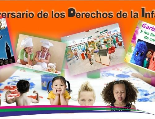 Humanes de Madrid celebra el aniversario de los Derechos de la Infancia