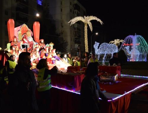 ¡¡ ATENCIÓN !! La Cabalgata de Reyes se adelanta a las 17:30, por alta probabilidad de lluvias