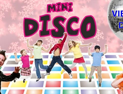 """Este viernes arranca la Campaña de Navidad con """"Minidisco"""" para los más pequeños"""