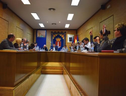 El Pleno de Humanes de Madrid aprueba inicialmente los Presupuestos Generales para 2018