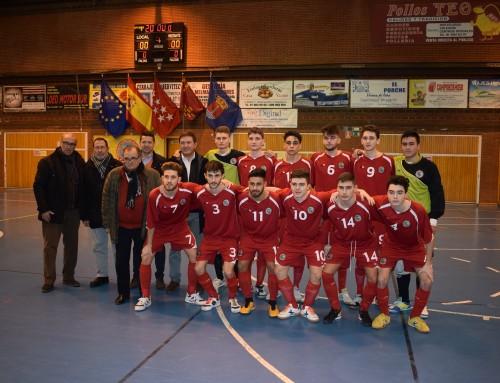 Humanes de Madrid vuelve a ser un talismán para el fútbol sala madrileño