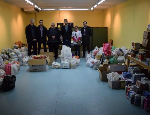 """Se recaudan más de 2.000 kilos de alimentos en la campaña """"Escolares Solidarios"""""""