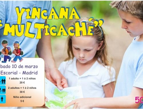 """""""Gran Yincana Multicaché"""", nueva excursión para las familias de Humanes de Madrid"""