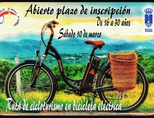 Inscripciones abiertas para una ruta de cicloturismo por la Sierra de Guadarrama