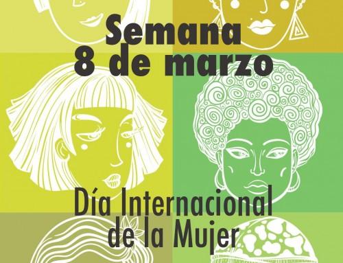 """Gran número de actividades para celebrar la """"Semana del 8 de marzo"""" en Humanes de Madrid"""
