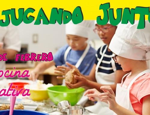 """Se abre el plazo de inscripción en el Taller de """"Cocina Creativa"""""""