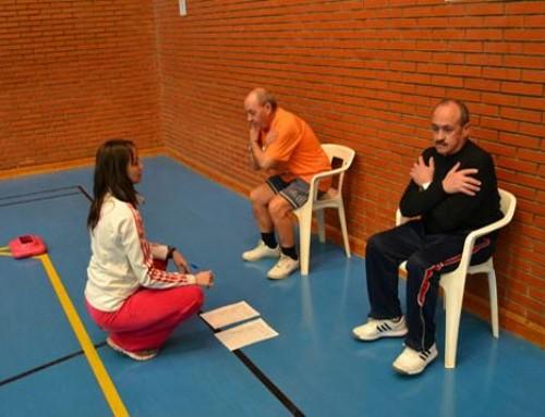 """Se lleva a cabo en Humanes de Madrid la 2ª evaluación del programa """"Movinivel +"""""""