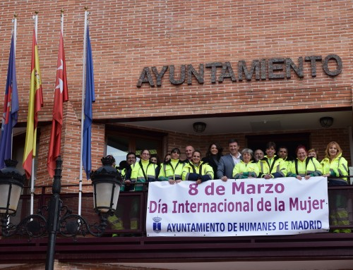 Gracias a la Comunidad de Madrid, se incorporan al Ayuntamiento de Humanes de Madrid diez personas desempleadas de larga duración que cobraban la Renta Mínima de Inserción