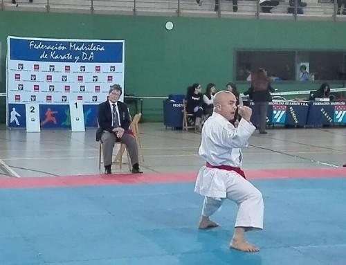 La Escuela de Karate Humanes logra nuevos triunfos en Kata y Kumite
