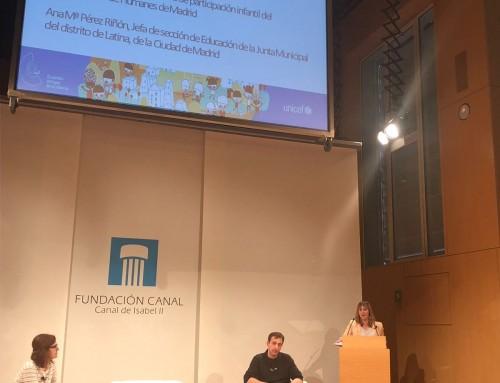 Humanes participa en la I Jornada Informativa de Implantación de Consejos Locales de Atención a la Infancia y la Adolescencia y del Programa Ciudades Amigas de la Infancia