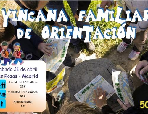 """""""Yincana de Orientación"""", nueva excursión para las familias de Humanes de Madrid"""