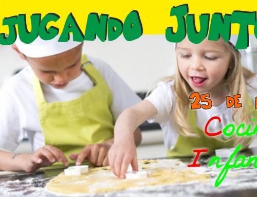 """Se abre el plazo de inscripción para el Taller de """"Cocina Infantil"""""""
