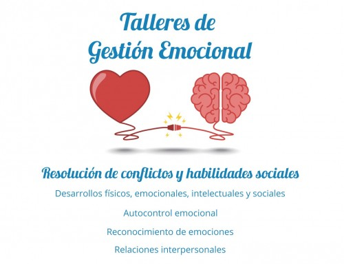 """Último Taller de """"Gestión emocional"""" para padres de alumnos de Humanes de Madrid"""