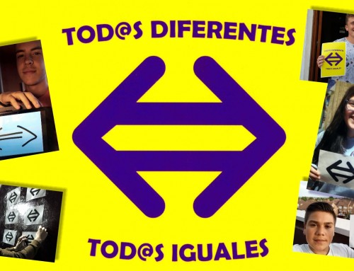 """""""TOD@S DIFERENTES, TOD@S IGUALES"""": Una campaña de concienciación creada por el Foro Juvenil"""