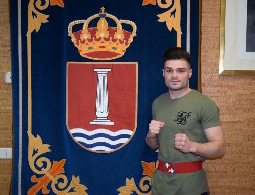 Aarón Alhambra, vecino de Humanes de Madrid, Campeón de Madrid en Boxeo Masculino Amateur