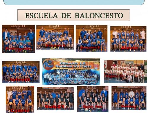 """Este fin de semana se celebrará el XVIII Torneo de Baloncesto """"Villa de Humanes"""""""