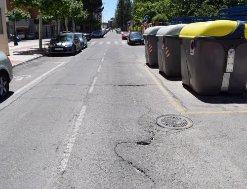 El 25 de junio comienza en las calles Jacinto Benavente y Osiris la primera fase de la Operación Asfalto,