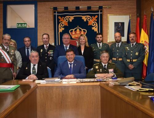 El Salón de Plenos acoge el acto de condecoraciones de la Gran Cruz de las Víctimas del Terrorismo