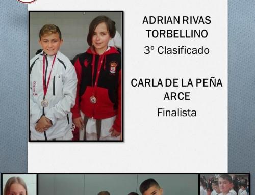 La Escuela de Karate Humanes vuelve a conseguir nuevos triunfos
