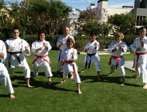Varios clasificados de la Escuela de Karate Humanes en el Trofeo Internacional de Santa Pola