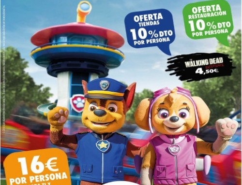 4 de agosto, Día Especial de Humanes de Madrid en el Parque de Atracciones