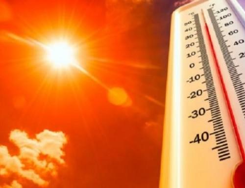 El 30 de julio queda activado el nivel II de alerta por OLA DE CALOR