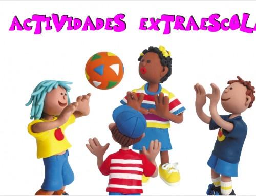 Del 19 al 27 de septiembre, inscripciones abiertas para el programa de Actividades Extraescolares 2018-2019