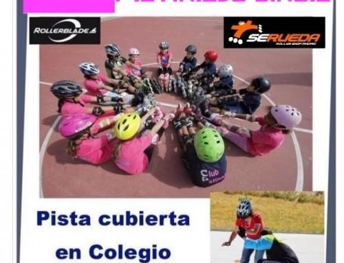 Inscripciones abiertas para las clases de patinaje en línea, en Humanes de Madrid