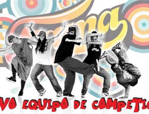 Nuevo grupo de competición de Hip Hop en Humanes de Madrid