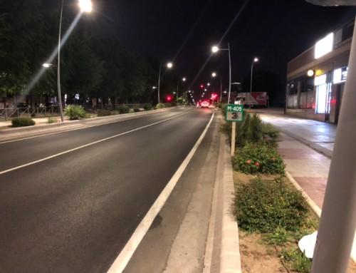 Humanes de Madrid sufre diversos actos de sabotaje en el alumbrado público