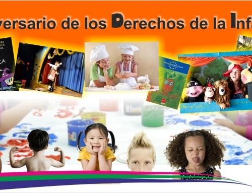 Humanes de Madrid celebra el aniversario de los Derechos de la Infancia con diversas actividades