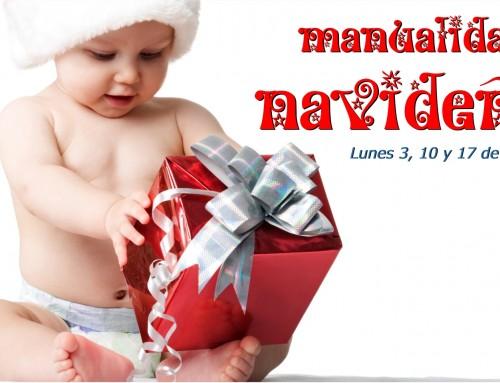 """Abierto el plazo de inscripción del Taller de """"Manualidades Navideñas"""" para niños menores de 3 años"""