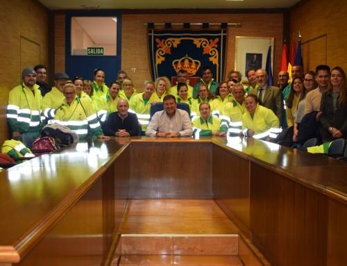 Gracias a las subvenciones de la Comunidad de Madrid, el Ayuntamiento de Humanes de Madrid ha contratado a 29 desempleados de larga duración