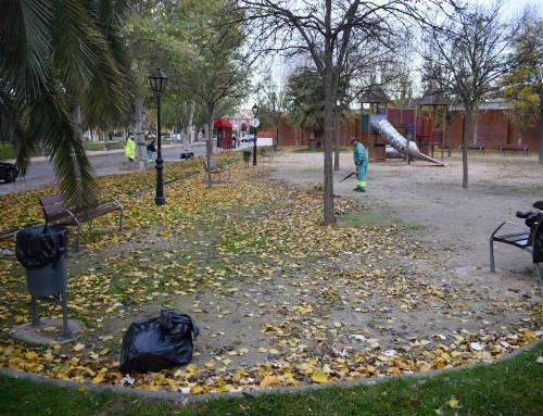 En marcha el Plan Integral de Limpieza y Mejoras de Humanes de Madrid