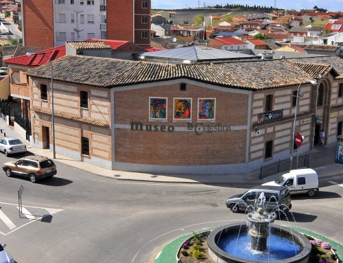 """Los mayores de Humanes visitarán el Museo """"La Celestina"""" y la fábrica de mazapán """"Melibea"""", en La Puebla de Montalbán (Toledo)"""