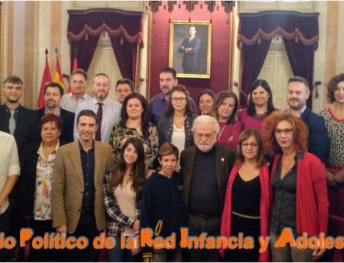 Humanes de Madrid participa en el Plenario de la Red de la Infancia y Adolescencia